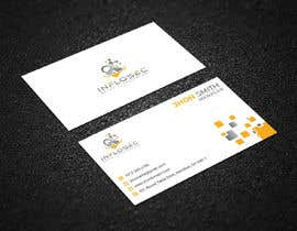 #501 for Business Card Design for IT Security Company by protiks56