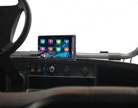 #33 para Photoshop touch screen on to dashboard of golf cart por Dristy1997