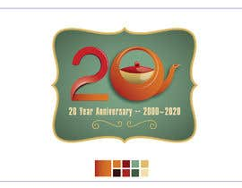 #321 untuk 20th Anniversary logo for NYC Magic Show oleh akarmakar62