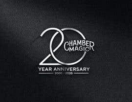 #170 untuk 20th Anniversary logo for NYC Magic Show oleh Prefixo
