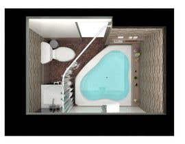 jortor tarafından Design a Master Bathroom için no 55