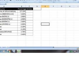 #41 for Data Entry PDF to Excel af umar1195