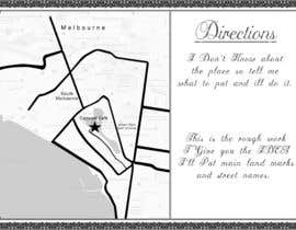 #7 untuk Map for an wedding invitation oleh vidabboy