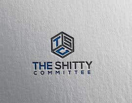#185 for Design a logo - The Shitty Committee af Anishur18