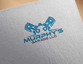 #114 untuk Company logo for Murphy's Garage LLC oleh DesignDesk143