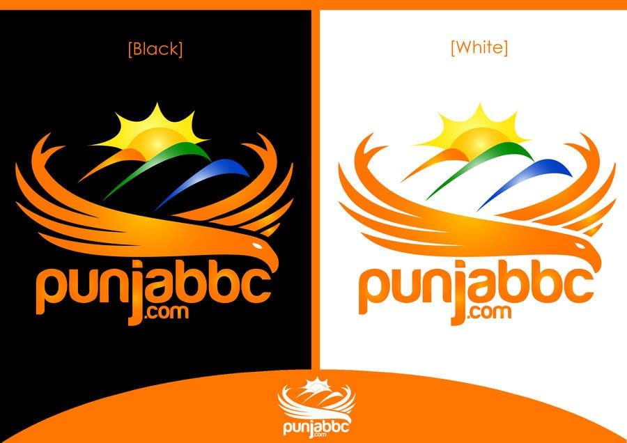 Konkurrenceindlæg #                                        126                                      for                                         Logo Re-design for punjabbc.com