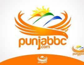 #128 para Logo Re-design for punjabbc.com por xcerlow