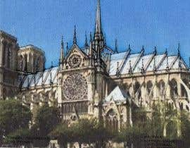 #91 for How would you rebuild the Notre-Dame Cathedral? by manuelcalimbahin