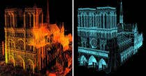 3D Modelling Contest Entry #44 for How would you rebuild the Notre-Dame Cathedral?