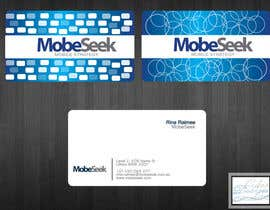 #92 para Business Card Design for MobeSeek por cukisdesign