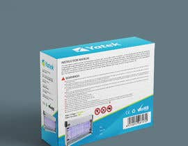#29 untuk Create Print and Packaging Designs: Mosquito Killer UV Lamp oleh stylishwork