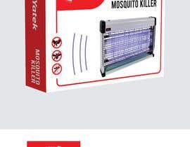 #21 untuk Create Print and Packaging Designs: Mosquito Killer UV Lamp oleh kalaja07