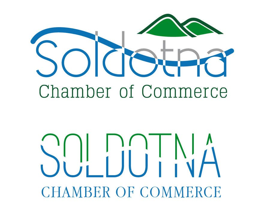 Inscrição nº 1 do Concurso para Logo Design for Soldotna Chamber of Commerce