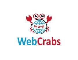 #35 for I need a logo design for website development company. Company name: Web Crabs. Need attractive and colourful logo for digital agency. by king271997