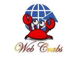 #29 for I need a logo design for website development company. Company name: Web Crabs. Need attractive and colourful logo for digital agency. by Asykinikin
