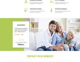 #65 для Create a new INDEX page for a Cleaning company от iTechnoweb