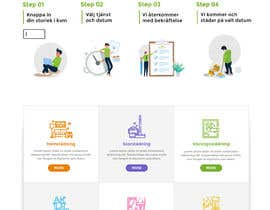 #174 для Create a new INDEX page for a Cleaning company от CoolDesignr