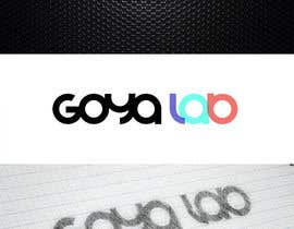#48 para logotipo GOYA Lab por Anthuanet