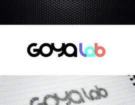 #50 para logotipo GOYA Lab por Anthuanet