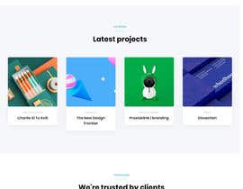 #33 for Wordpress Template Design by Tonisaha