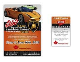 #31 для Create a Marketing Flyer x 2 от nubelo_KWkEGS0j