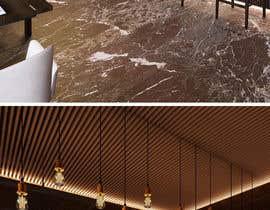 #39 para 3D interior Design of a Restaurant / Butcher Shop total de nguyenkhai1307