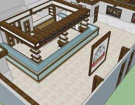 #20 para 3D interior Design of a Restaurant / Butcher Shop total de designgroup1367