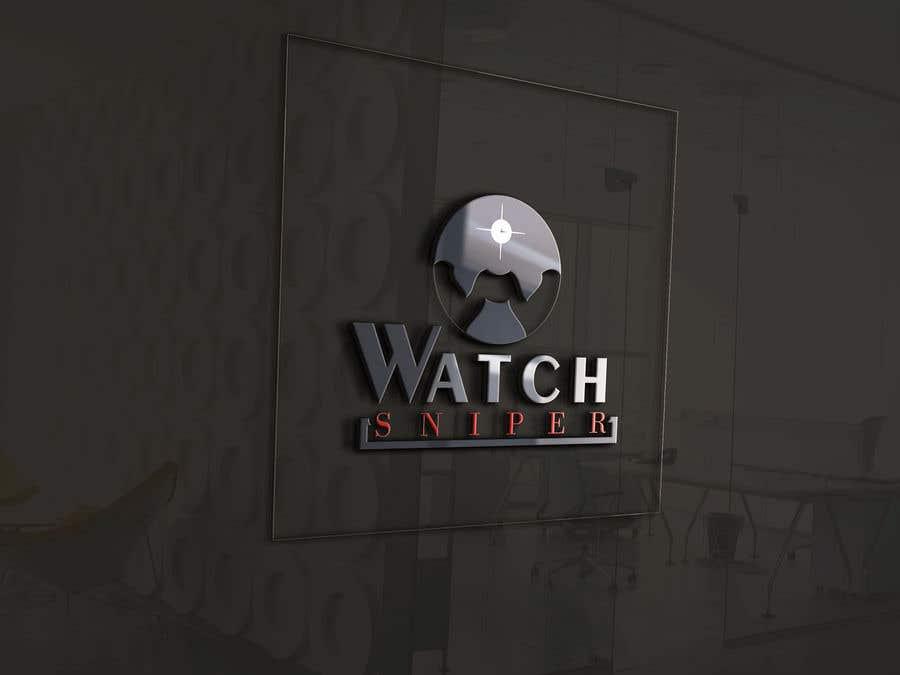 """Konkurrenceindlæg #36 for Design a logo for """"WatchSniper"""""""