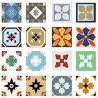 Graphic Design Konkurrenceindlæg #7 for Tile and ceramic designer