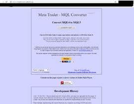 Convert an mq4 (mql4) indicator to mq5 (mql5) | Freelancer