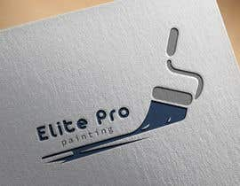 "Nro 22 kilpailuun hi everyone, I have a residential and commercial painting business In northeast usa,I am looking for a logo that combines a house and the company's name ""elite pro painting "" .would be great to have samples from modern and vintage style käyttäjältä sohan98"