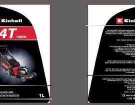 #8 cho Design / Reshape of labels bởi Areynososoler