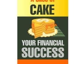 #71 for Book cover with a cake and slice af letindorko2