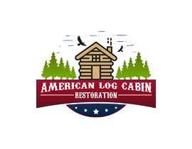 #30 for Logo Design for American Log Cabin Restoration by ZakTheSurfer