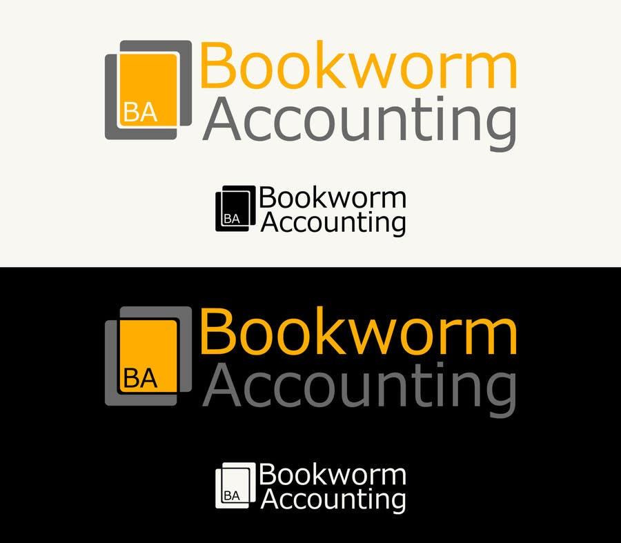 Inscrição nº 11 do Concurso para Logo Design for Bookworm Accounting