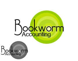 #13 cho Logo Design for Bookworm Accounting bởi AliJaaphar