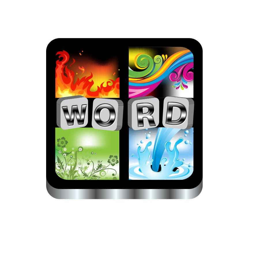 Penyertaan Peraduan #10 untuk Logo Design for 4 Images 1 Word
