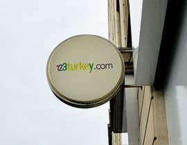 Nro 70 kilpailuun logo for 123Turkey.com website käyttäjältä fancieralamin