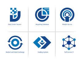 #10 for 6 Icons for IT Company by pjison
