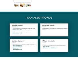 Nro 115 kilpailuun Unique website design with great UX käyttäjältä crazydesign1