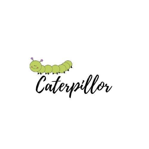 Entri Kontes #7 untukCreate a cute caterpillar as the mascot logo for School accessories business