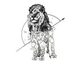 nº 3 pour Handdraw a Lion in the same style as other designes par Cordaseth