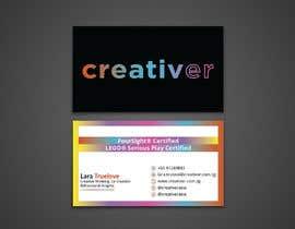 #44 для New business card, graphic element needed от Mijanurdk