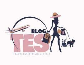 #545 for Logo For Travel Entertainment & Style Blog af neda28