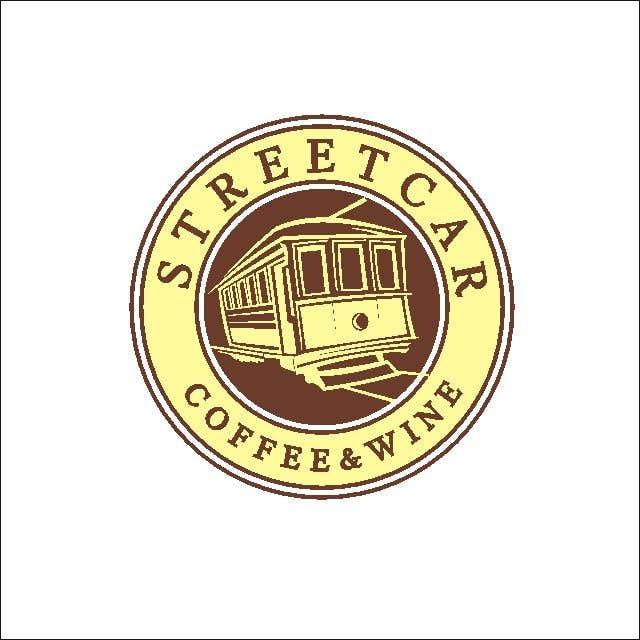 Конкурсная заявка №113 для StreetCar Coffee & Wine, Logo Design