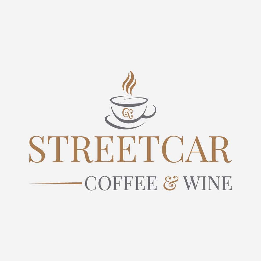 Конкурсная заявка №86 для StreetCar Coffee & Wine, Logo Design