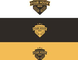 #211 for Pour House United Logo af AudreyMedici