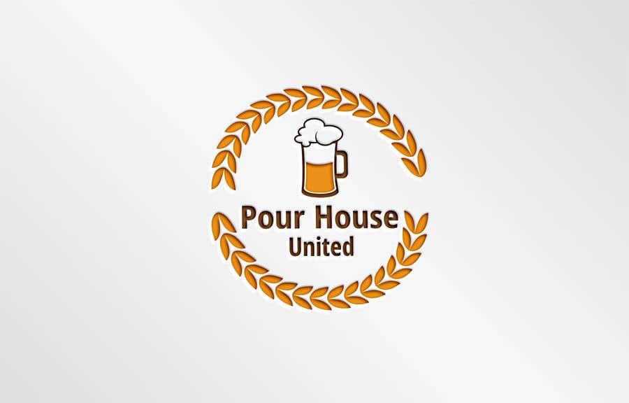 Konkurrenceindlæg #213 for Pour House United Logo
