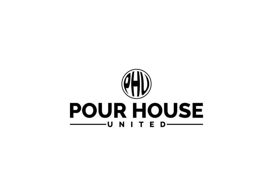 Konkurrenceindlæg #207 for Pour House United Logo