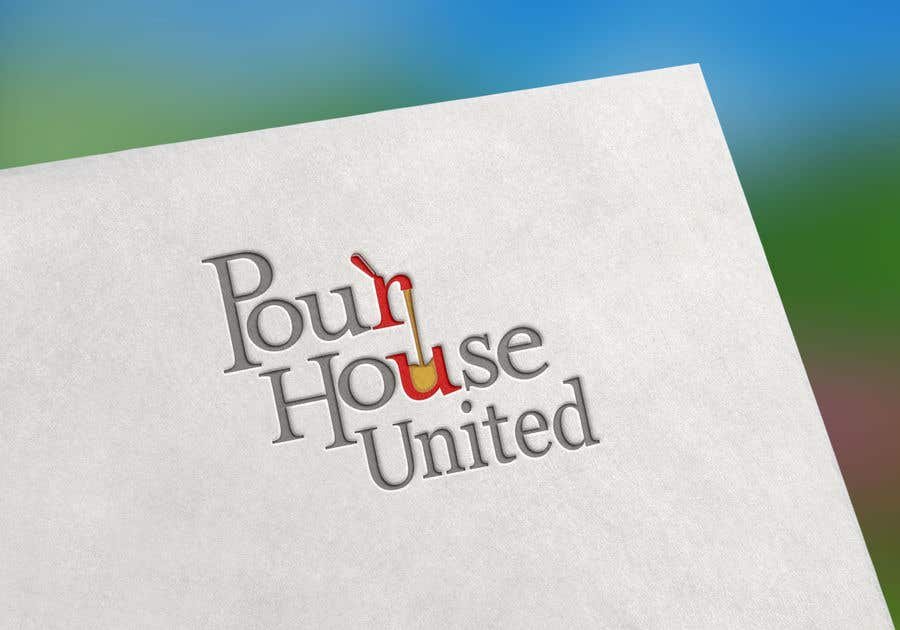 Konkurrenceindlæg #232 for Pour House United Logo